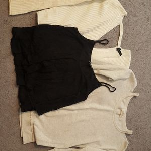 Lot of size XS tops